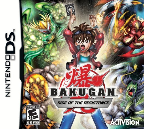 Bakugan: Rise of the Resistance - Nintendo DS by Activision