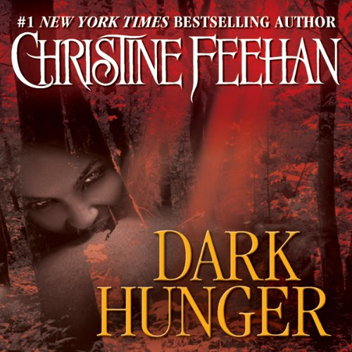 Dark Hunger audiobook cover art