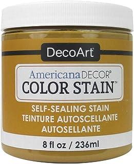 Deco Art Americana Decor Color Manchas 8oz-Golden Miel, Otros, Multicolor