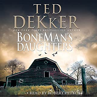 BoneMan's Daughters audiobook cover art
