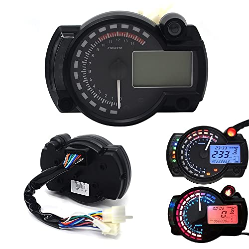 Motorcycle Sdometer: Amazon.co.uk on