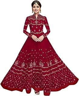 Bollywood Collection Pakistani Gown Anarkali Salwar Suit Bridal Wedding Ceremony Punjabi Muslin Eid 800 7