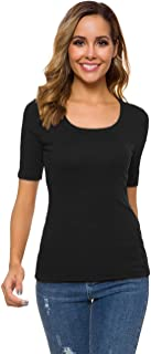 Best fitted cotton t shirt Reviews