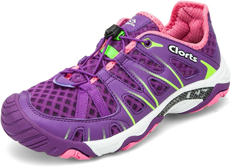 Clorts Women's Water shoes Lightweight Quick Drying Hiking Sandal Kayaking Trekking Walking
