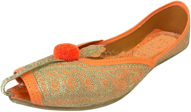 Step n Style Women shoes Bridal Flats Wedding shoes Indian Designer shoes Punjabi Jutti