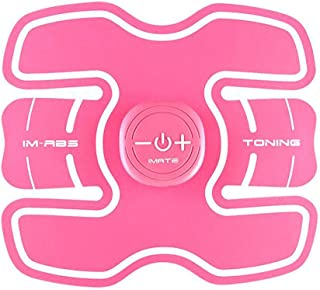 Toning Belts Fitness Thin Belt, Lazy Body Shaping Muscle Stimulator Abdominal Muscle Trainer Body Bodybuilding Abdomen Belt Home Office Ladies Weight Loss Equipment Massage Belts
