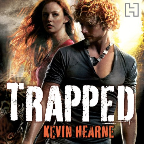 Trapped     The Iron Druid Chronicles, Book 5              By:                                                                                                                                 Kevin Hearne                               Narrated by:                                                                                                                                 Christopher Ragland                      Length: 9 hrs and 4 mins     126 ratings     Overall 4.5