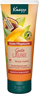 Kneipp Aroma Verzorgende Douchegel, Passievrucht en Grapefruit, 200ml