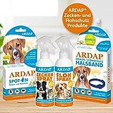 Quiko 077310 Ardap Spot on  Zecken und Flohschutz für mittelgroße Hunde, 10 – 25 kg - 7