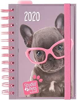 ERIK - Agenda anual 2020 Studio Pets Dog, día página (11 ...