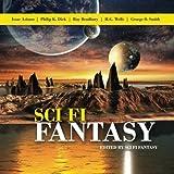 Sci Fi Fantasy: Short Stories by Ray Bradbury, Isaac Asimov, Philip K. Dick, and H.G. Wells