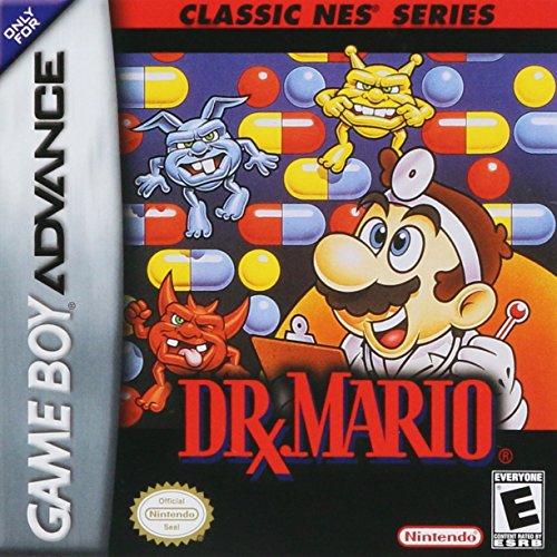 Dr. Mario [NES Classics] [Importación alemana] [Game Boy Advance]
