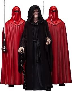 Kotobukiya Emperor Palpatine Royal Guard 3 Pack Figures Star Wars Standard