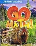GO Math!: Teacher Edition and Planning Guide Bundle Grade 4 2015