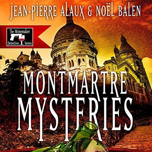 Couverture de Montmartre Mysteries (Ne tirez pas sur le caviste)