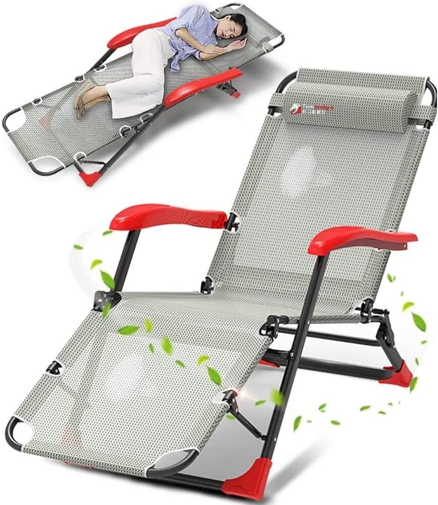 UIZSDIUZ Sun Loungers Zero Ad Gravity Department store Chairs Patio New products world's highest quality popular