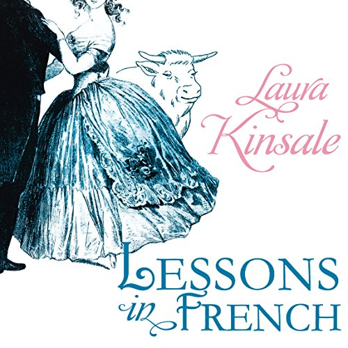 Lessons in French audiobook cover art