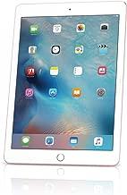 Apple iPad Pro Tablet (128GB, LTE, 9.7in) Rose Gold (Renewed)