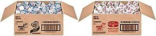 Nestle Coffee mate Coffee Creamer, French Vanilla, Liquid Creamer Singles, Box of 180 Singles & Nestlé Carnation Coffee Cr...