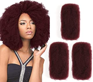 Best noir afro kinky bulk hair Reviews