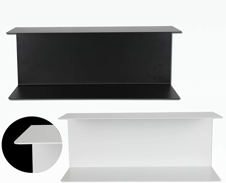 5% OFF Industry No. 1 ibigbean 2 Tier Metal Wall Shelves Set Floating D Shelf