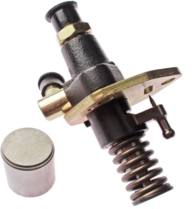JEENDA New Fuel Injector Pump No Yanm Translated for Special price for a limited time 186 Solenoid 186F 10HP