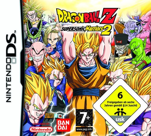Dragonball Z Supersonic Warriors 2 (Nintendo DS)