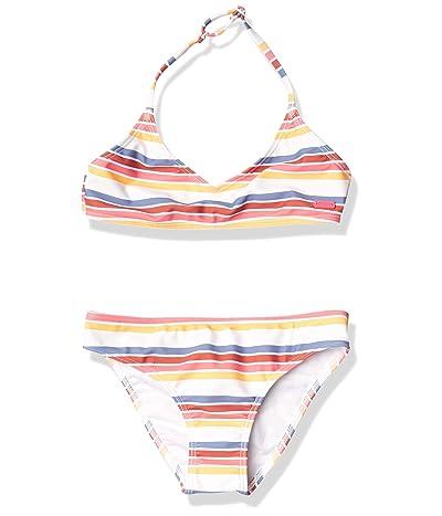 Roxy Lovely Senorita Tri Two Piece Swimsuit