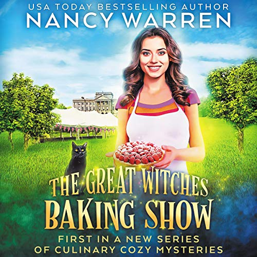 The Great Witches Baking Show cover art