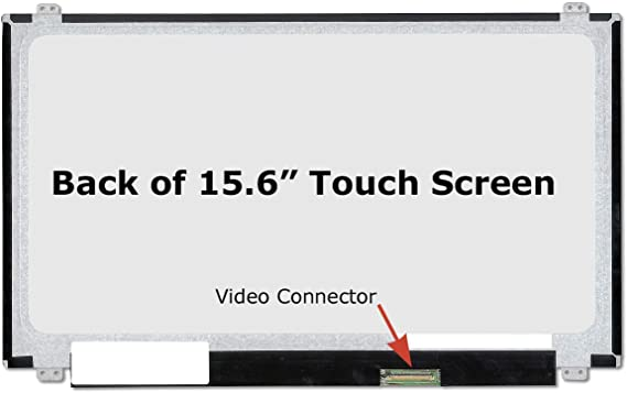 HD 1366x768 SCREENARAMA New Screen Replacement for Acer Aspire E5-575T-3678 OnCell Touch Glossy LCD LED Display with Tools