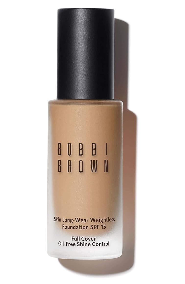 テスピアンカメオペレーターボビイ ブラウン Skin Long Wear Weightless Foundation SPF 15 - # Cool Sand 30ml/1oz並行輸入品