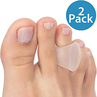NatraCure Advanced Gel Toe Separator (with Toe Loop) - Toe Spacer - Medium - (1105-M CAT 2PK)