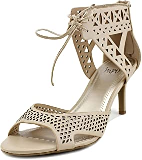 527ae663ef89 Impo Viddette Women US 8.5 Nude Sandals
