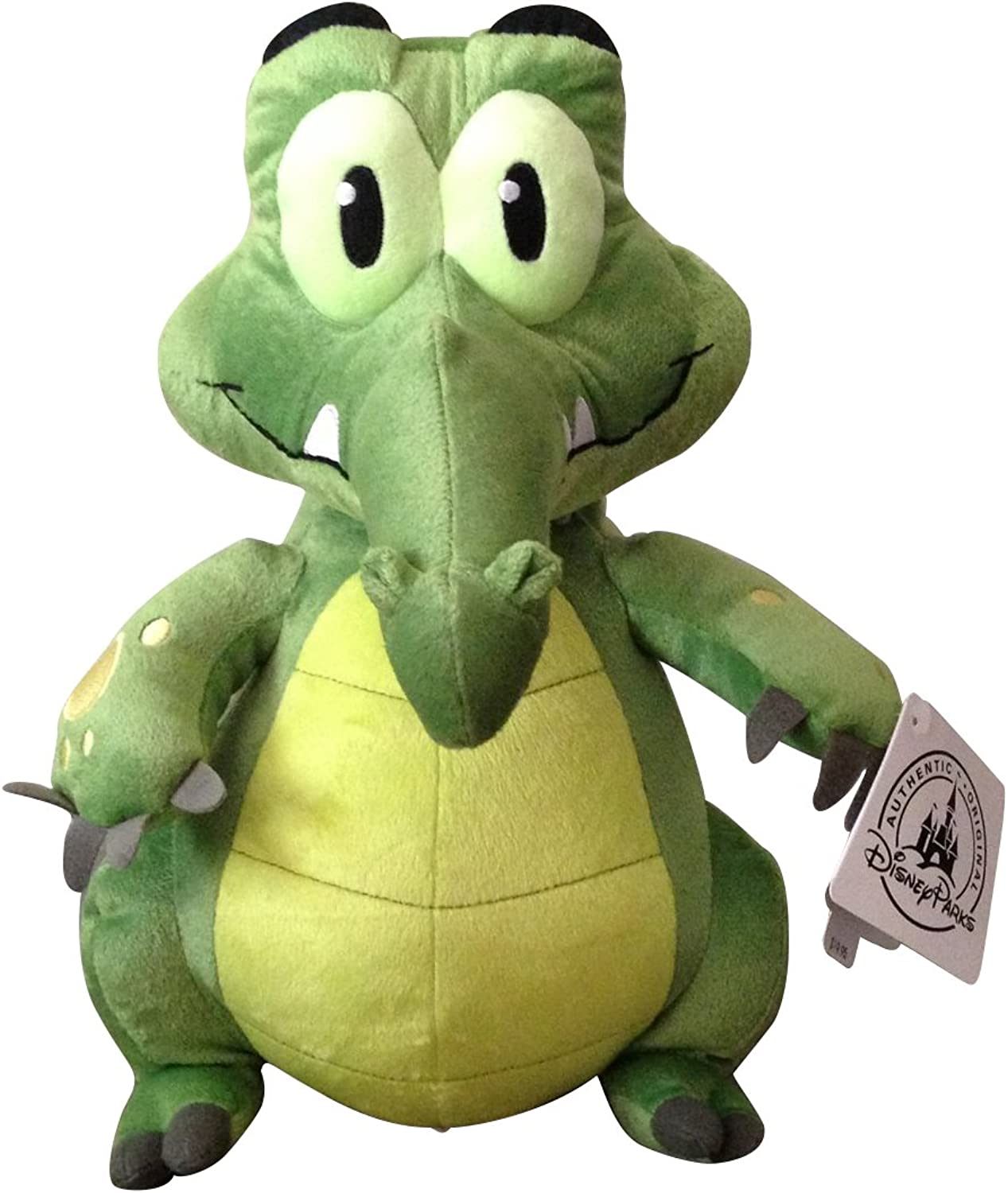 Disney Park Where's My Water Swampy the Alligator 12 Inch Plush Doll by Disney