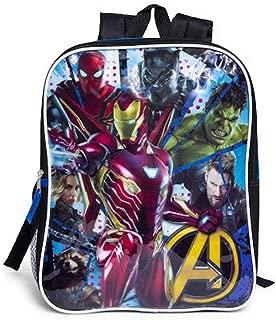 Marvel Avengers Infinity War Endgame School Kids Backpack 16