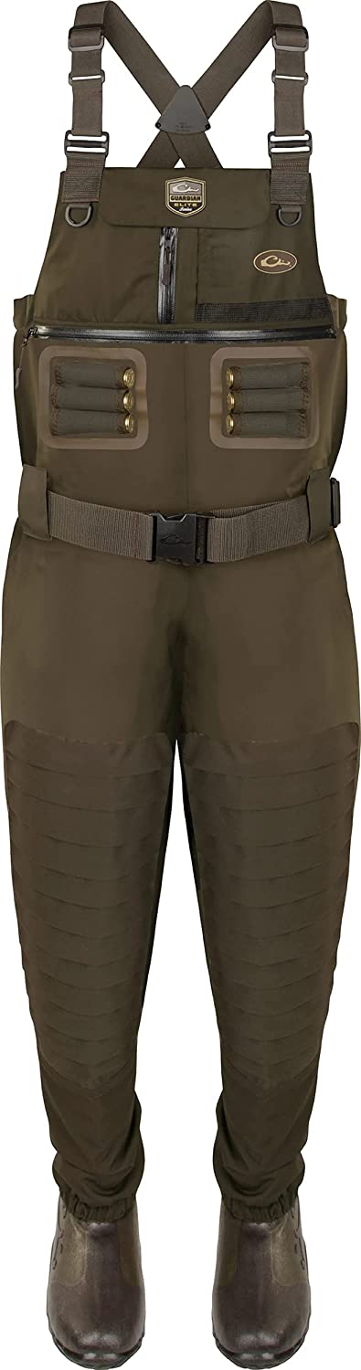 Drake Waterfowl Guardian Elite 6-Layer Chest Wader 4-in-1 永遠の定番 贈り物 T with