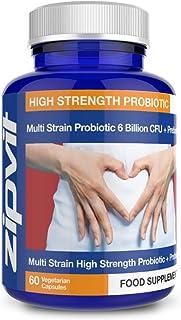 Probióticos y Prebióticos Complex 6 Billones CFU con 5 cepas