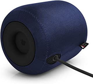 KANEED HomePod WR3 Mini Home Outdoor Smart Bluetooth Speaker Bag Dust Protection Cover(Dark Gray) Storage Bag (Color : Blue)