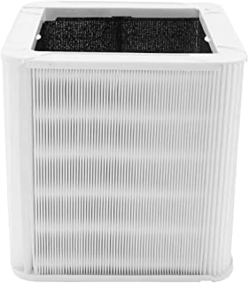 Replacement Filter Compatible with Blueair Blue Pure 211+ Air Purifier, Foldable Particle and Activated Carbon Filter, All...