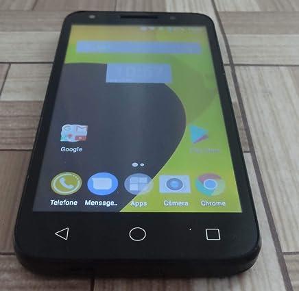 "Smartphone Orange Rise 52 5"" 8GB 4G/Wi-Fi - Preto"
