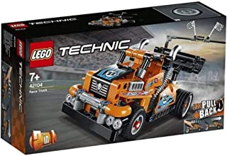 LEGO Technic Race Truck for age 7+ years old 42104