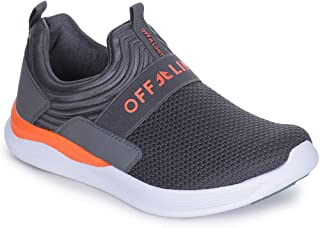 OFF LIMITS Groove 2.0-Dk Grey Running Shoes for Men's
