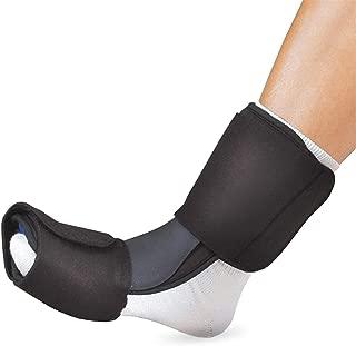 Ossur Airform Night Splint - For Plantar Fasciitis, Achilles Tendonitis, Drop Foot and Poststatic pain (Medium)