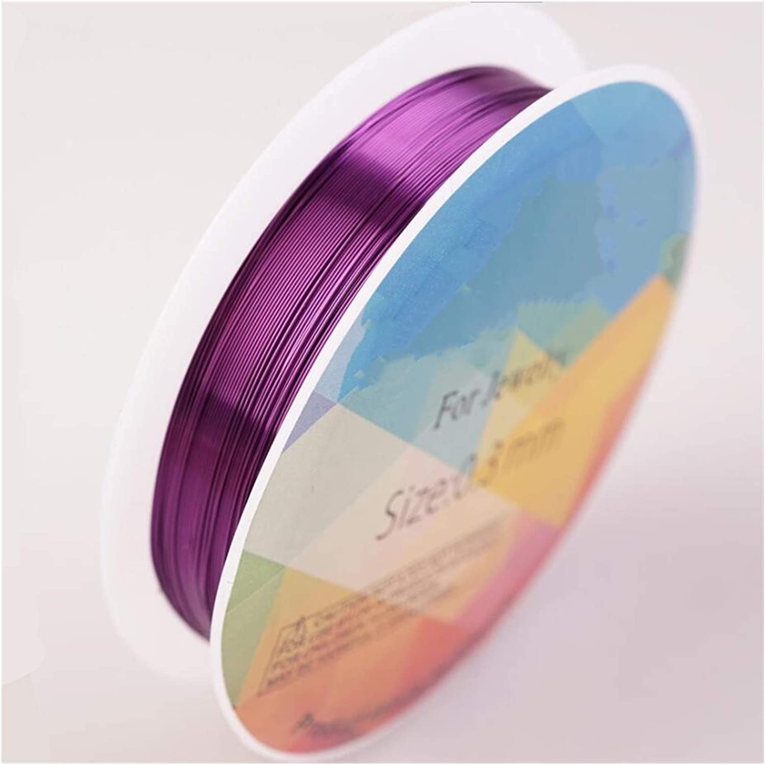 CHUNMA Colorfast Copper Wire for Bracelet DIY A Necklace SALENEW very Max 47% OFF popular Jewelry