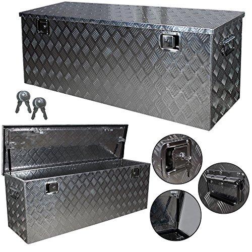 Truckbox Deichselkasten D210 inkl.Montagesatz Aluminium Deichselbox Trucky - 2