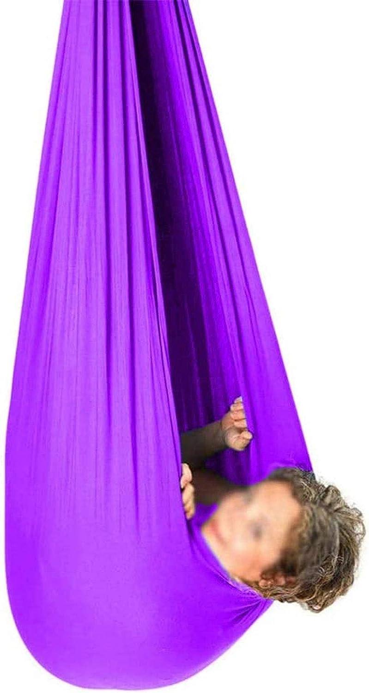 LHHL Hammock Swing Sensory Autis Save money for Cuddle Choice Indoor
