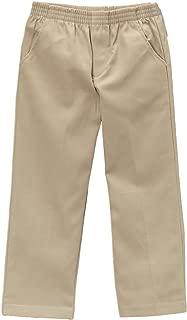 Boy's Uniform All Elastic Waist Pull-on Pants BU03