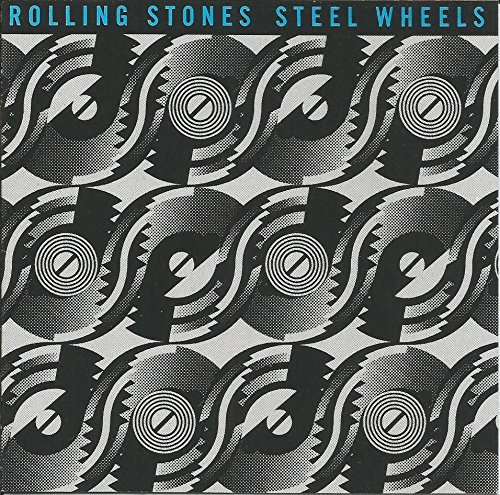 Steel Wheels by Rolling Stones (CD) by The Rolling Stones (1989-08-03)