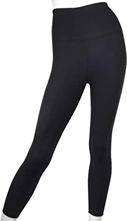 916d6a4798 EVCR High Waisted Capri Leggings for Women - Athletic Tummy Control Yoga  Pants for Workout