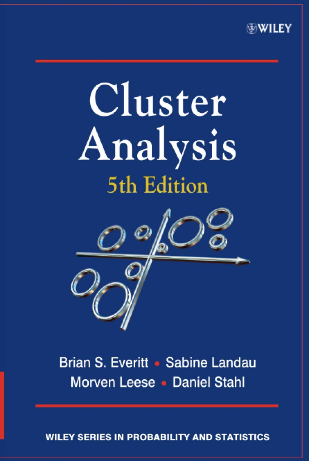 Cluster Analysis, 5th Edition
